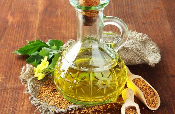 Olej z gorczycy